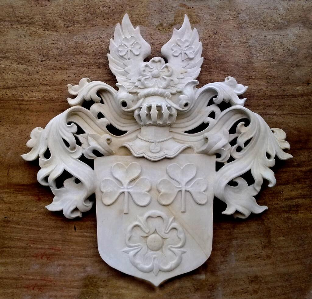 Duitgenius Family Crest completed